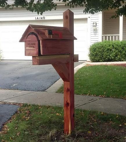Mailbox Installation Romeoville Illinois