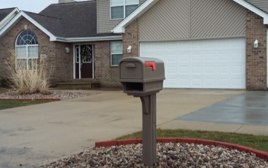 Mailbox Installation Shorewood Illinois