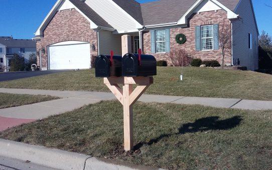Mailbox Installation Yorkville Illinois