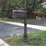Imperial Mailbox Installation