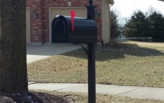 Mailbox Installer Wheaton Illinois