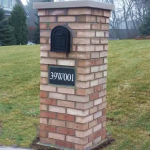 Brick Mailbox, Wheaton