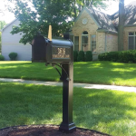 Whitehall Superior Mailbox Package, Naperville