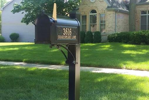 Whitehall Superior Mailbox Naperville
