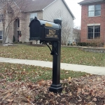 Whitehall Superior Mailbox Package-Wheaton