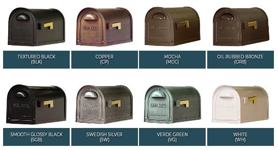 Naperville Curbside Mailbox Installation